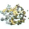 Бусины фигурные металл <sup>80</sup>