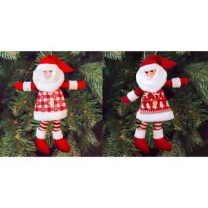 Набор для создания игрушки из фетра «Дедушка Мороз #12227