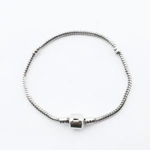Металлический браслет 20х3 #1439
