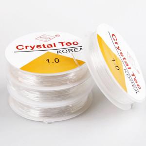 Нить-резинка силиконовая 1 мм 5 м #2250