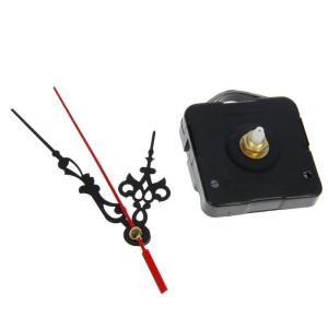 Часовой механизм с подвесом и витыми стрелками #10861