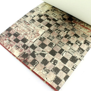 Набор декоративной бумаги 17х17 см Тип1 #10363