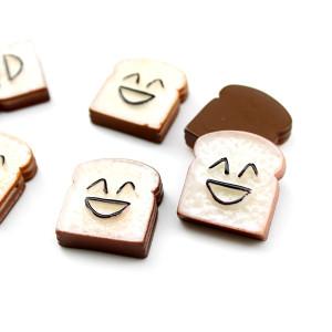 Кабошон Бутерброд #5793