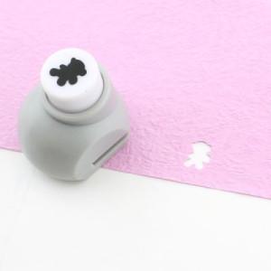 Фигурный дырокол D=15 мм Мишка #4574
