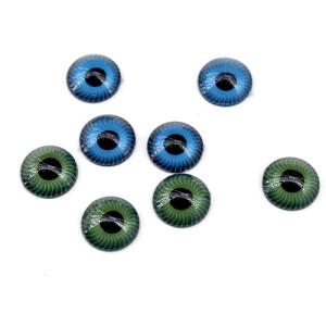Глаза Стеклянные D=12мм #2002