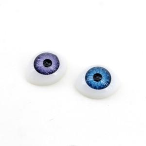 Глаза для кукол 14х11мм #2047
