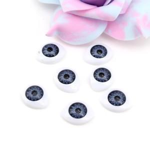 Глаза для кукол 16х12мм #2058