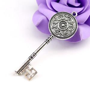 Основа для кулона D=20 Ключ #1651