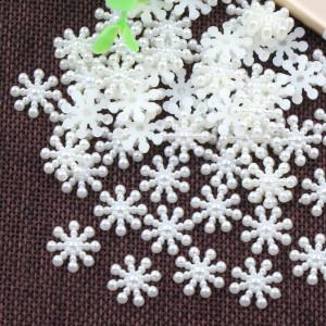 Снежинка D=15 Белая, 1шт Белая #2159
