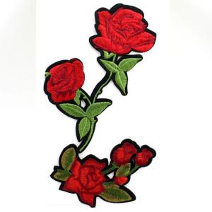 Термоаппликация 2 цветка #10663