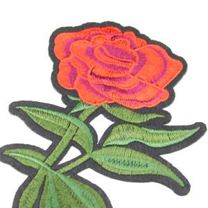 Термоаппликация Роза #11353