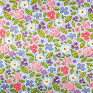 Ткань для пэчворка 40х60см Весна #11983