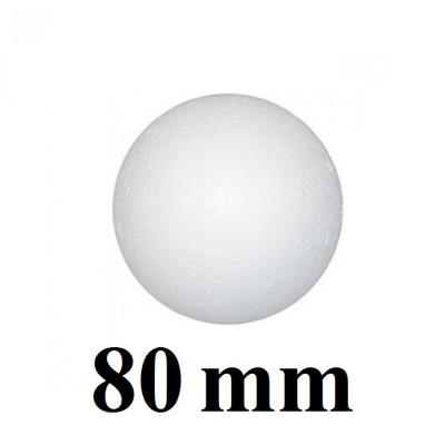 Шар из пенопласта 80мм