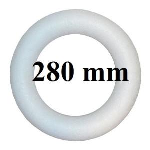 Круг из пенопласта 280Х40мм #4998