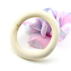 Деревянное кольцо 70х10 мм, 1шт #11343