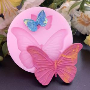 Молд 2 Бабочки 5,6х1,1 #12105