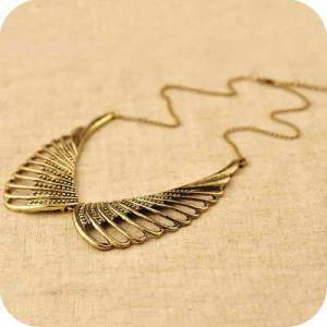 Воротничок Крылья #7136