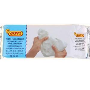 Паста для лепки 250 г JOVI самоотвердевающая белая #10062