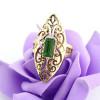 Кольцо с Изумрудным Камнем Р-р20