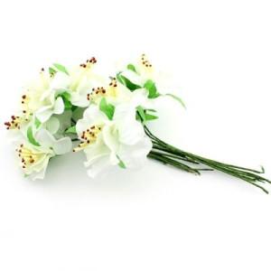 Связка из цветов 6шт #11685
