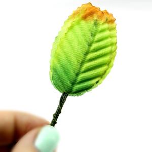 Набор из листьев 30х50(110) 10шт #5518