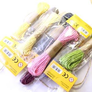 Верёвка декоративная 10м Бум. #5102