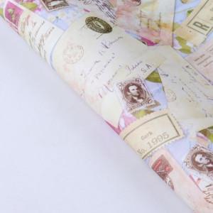 Бумага упаковочная крафт 60 х 60 см #10700