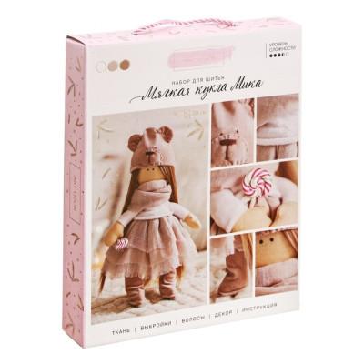 Интерьерная кукла «Мика», набор для шитья