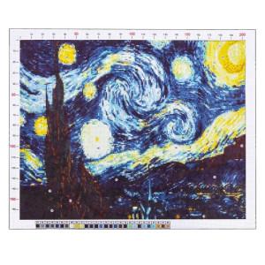 Канва «Ван Гог. Звездная ночь», 47х39 #11907