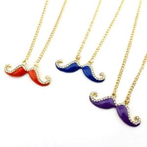 Кулон Moustache #7623