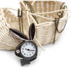 Карманные часы Зайчик #7881